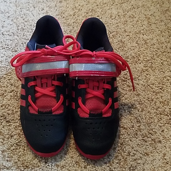 8f78791a88495 Adidas Adipower Weight Lifting Shoes